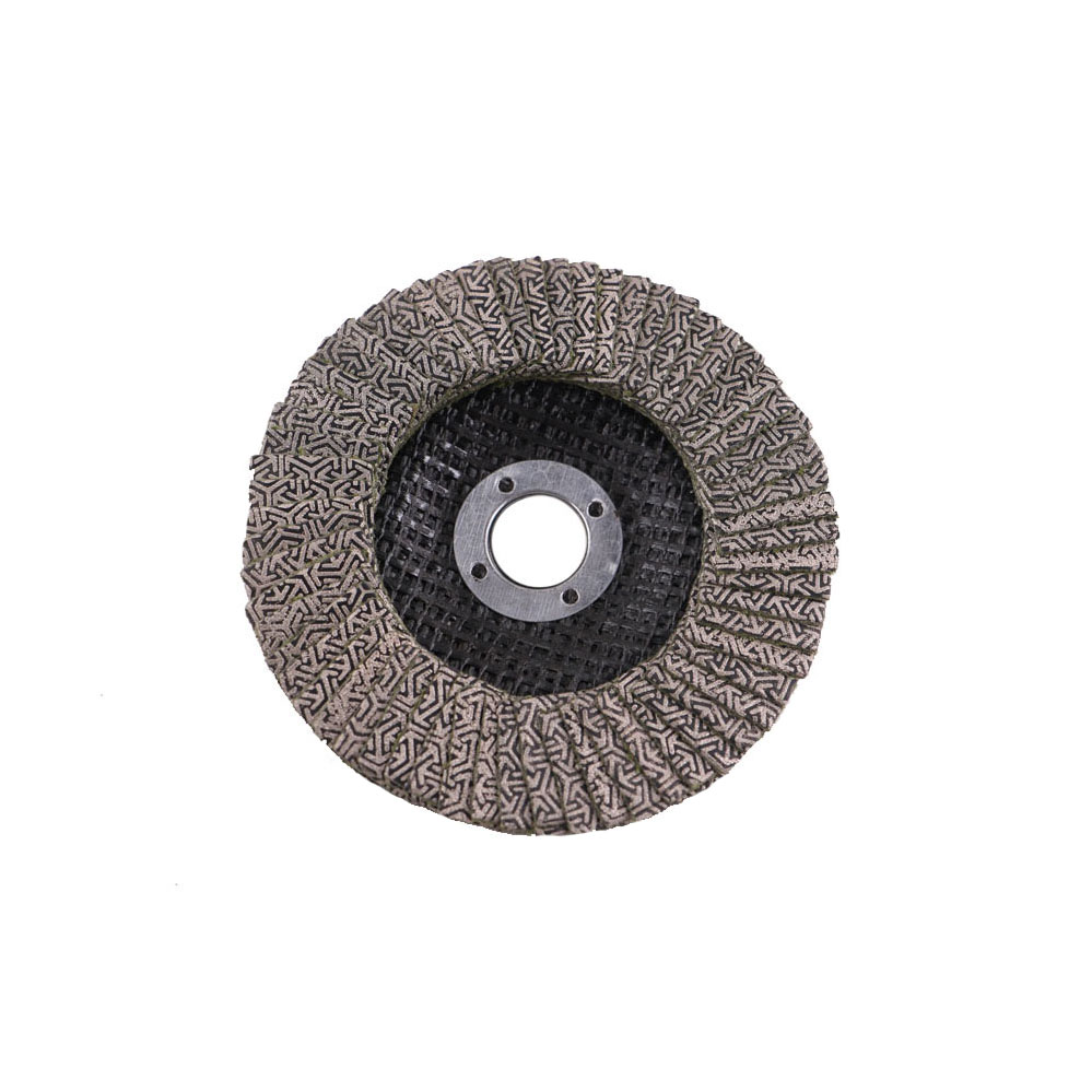 Electroplated Flap disc