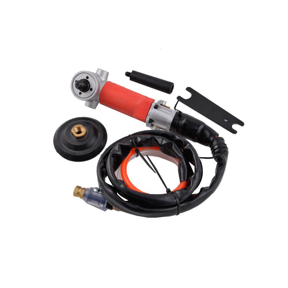 Rear-exhaust air polisher 3