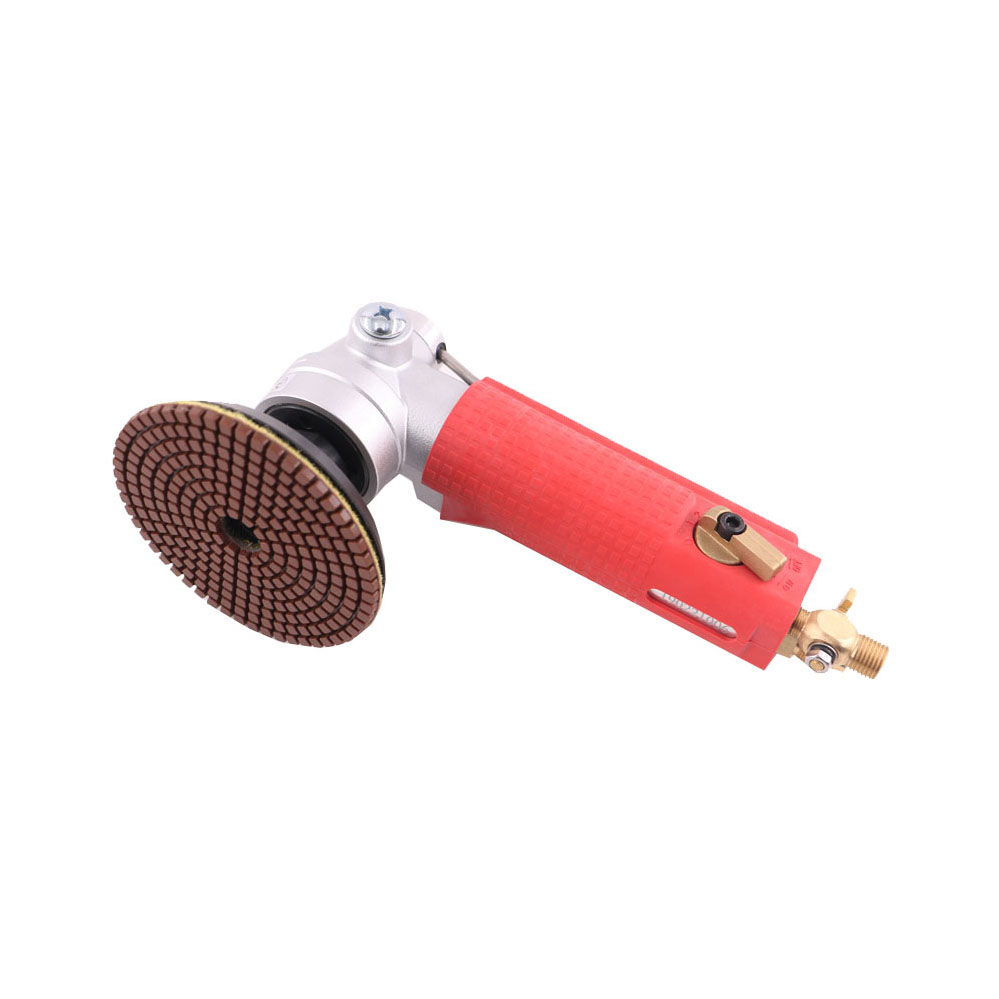 Premium side-exhaust air polisher 1