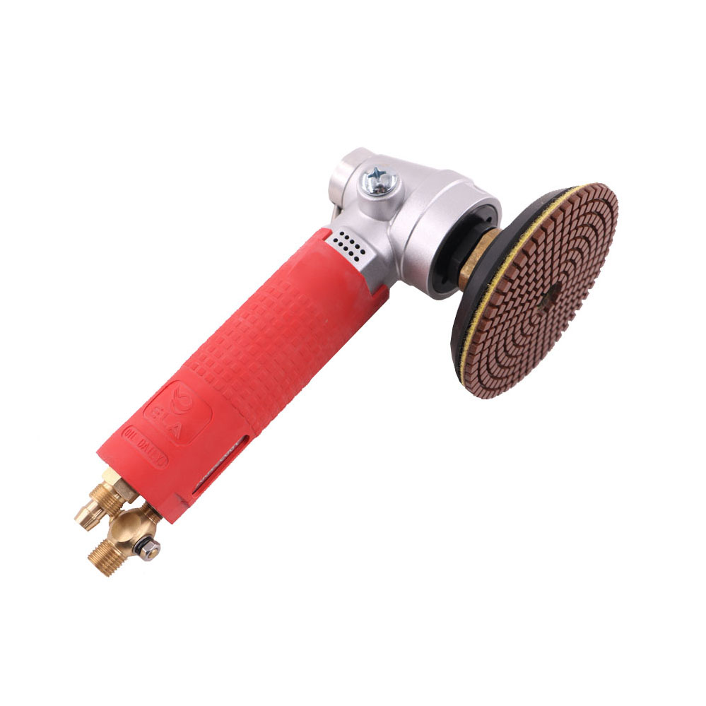Premium side-exhaust air polisher 2
